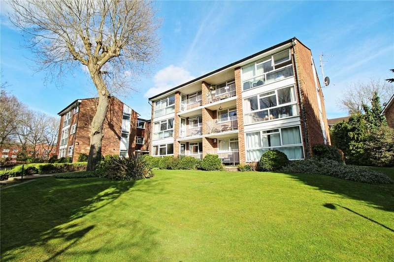 2 Bedrooms Apartment Flat for sale in Kelmscott Court, Aran Drive, Stanmore, Middlesex, HA7