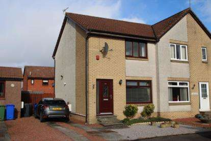 2 Bedrooms Semi Detached House for sale in Abbot Road, Stirling