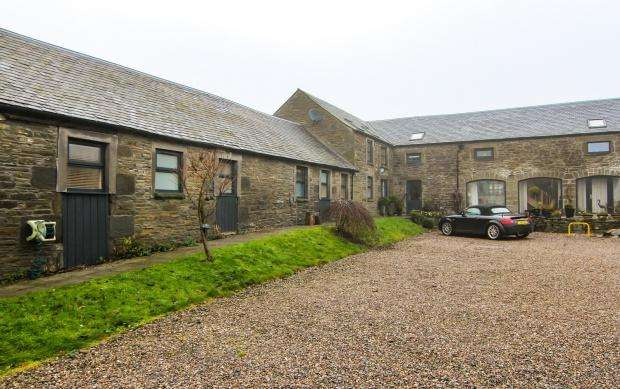 4 Bedrooms Semi Detached House for sale in Wellbank Farm Steading Wellbank, Broughty Ferry, Dundee, DD5