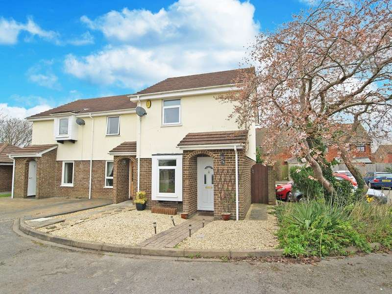 2 Bedrooms End Of Terrace House for sale in Thoresby Court, New Milton