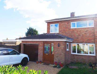 3 Bedrooms Semi Detached House for sale in Langlands, Lavendon, Olney