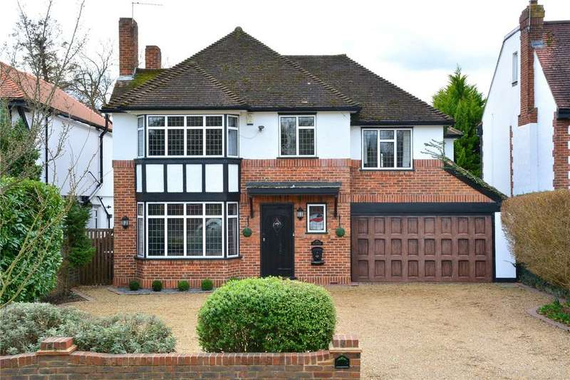 5 Bedrooms Detached House for sale in Marlings Park Avenue, Chislehurst, BR7