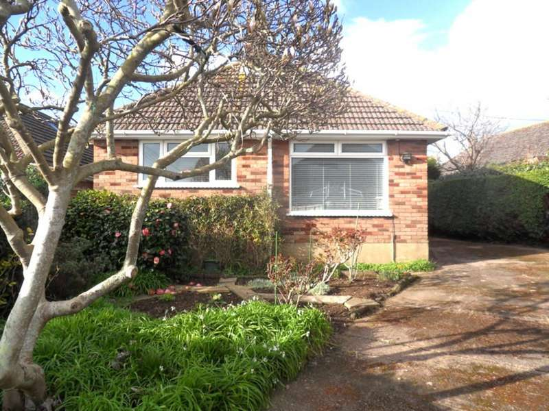 2 Bedrooms Detached Bungalow for sale in Ash Grove, Exmouth