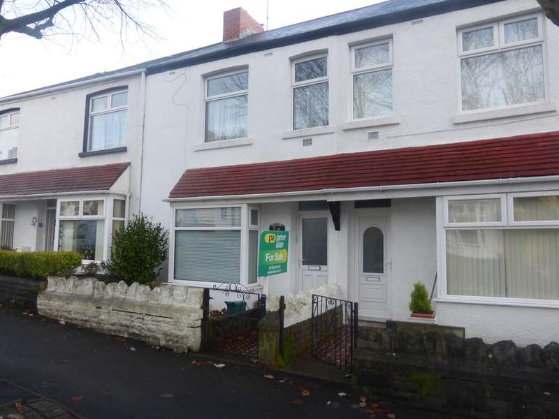 3 Bedrooms Terraced House for sale in Danygraig Road, Port Tennant, Swansea