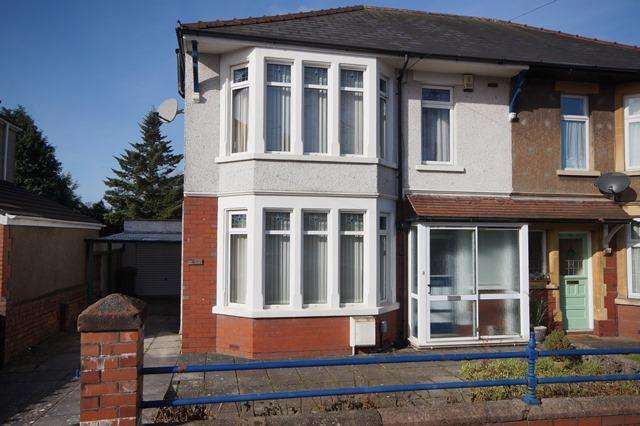 3 Bedrooms Semi Detached House for sale in Heathway, Heath, Heath, Cardiff CF14
