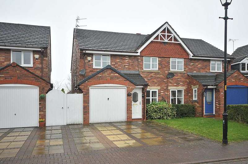 3 Bedrooms Semi Detached House for sale in Beamish Close, Appleton