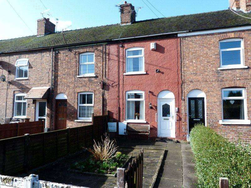 2 Bedrooms Terraced House for sale in Barony Buildings, Nantwich, Cheshire, CW5