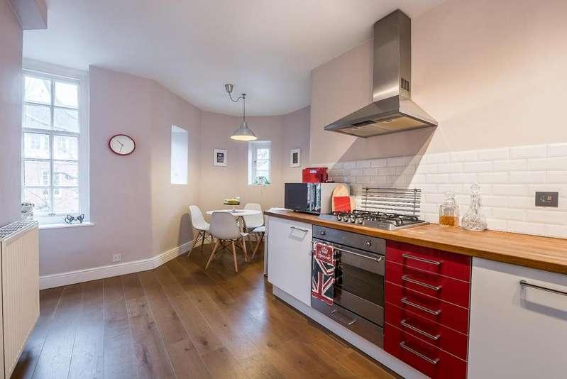 1 Bedroom Flat for sale in ERASMUS STREET, SW1P