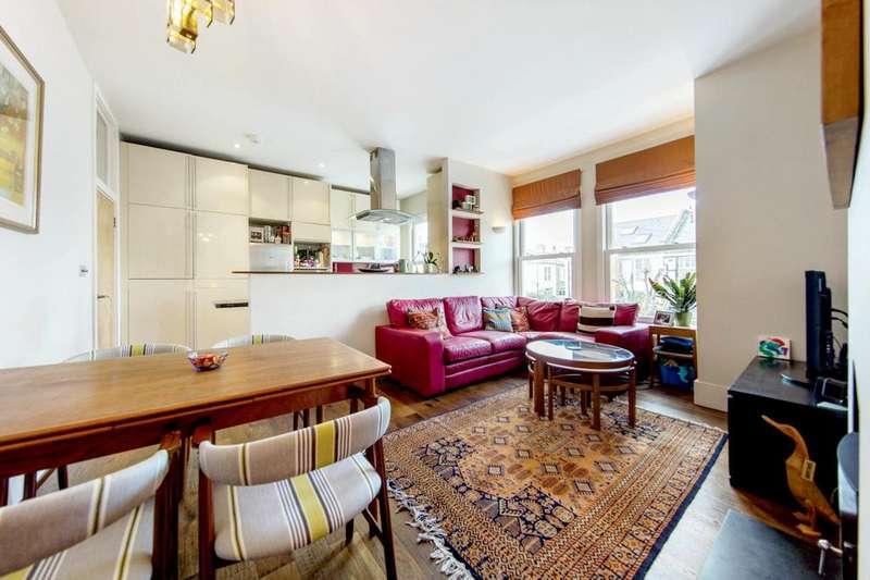 3 Bedrooms Flat for sale in Pretoria Road, SW16