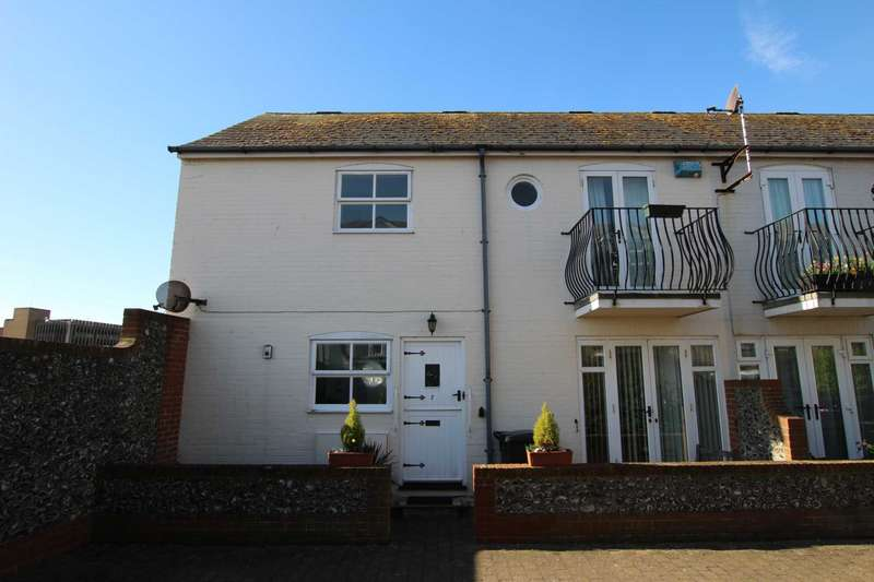 2 Bedrooms End Of Terrace House for sale in Eton Mews, Eastbourne, BN21 3XF