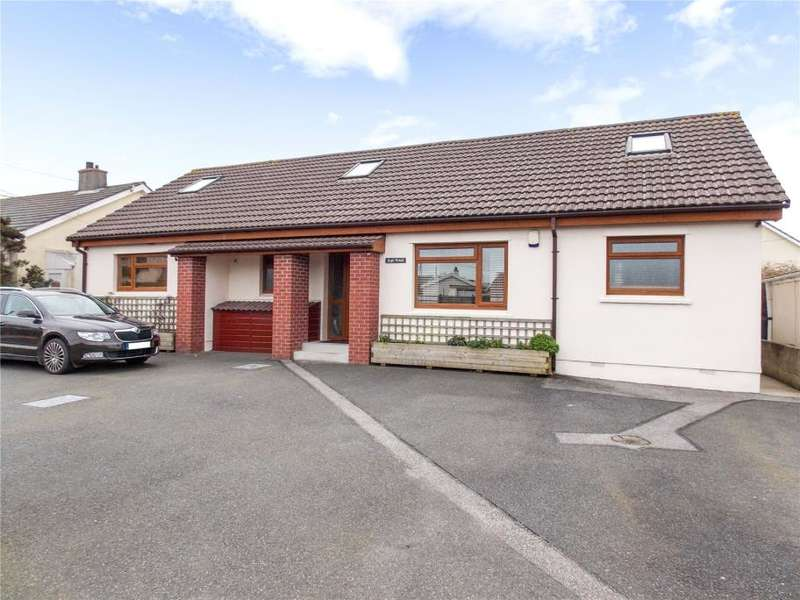 4 Bedrooms Detached Bungalow for sale in Paynters Lane, Redruth