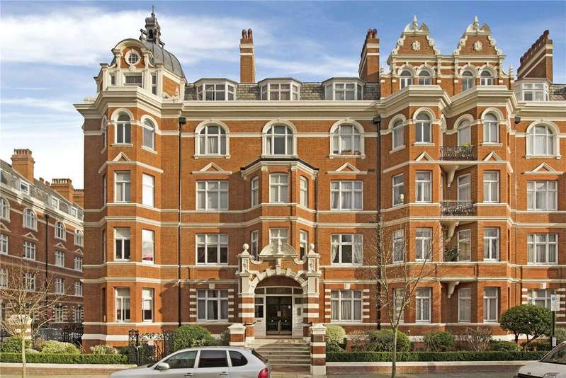 3 Bedrooms Flat for sale in St Marys Mansions, St Marys Terrace, Little Venice, London