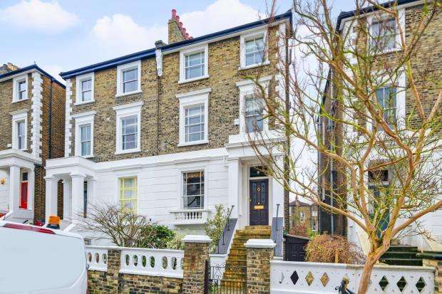4 Bedrooms End Of Terrace House for sale in St. Augustines Road, London, NW1