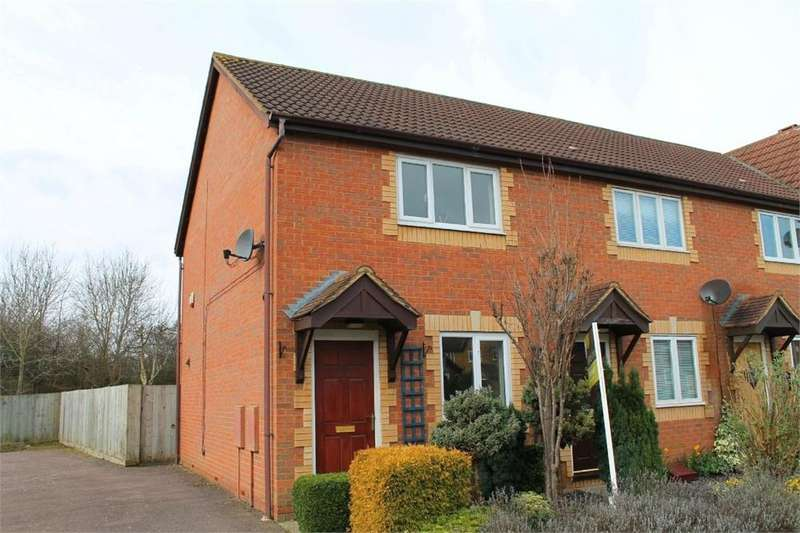 2 Bedrooms End Of Terrace House for sale in NEWPORT PAGNELL, Buckinghamshire