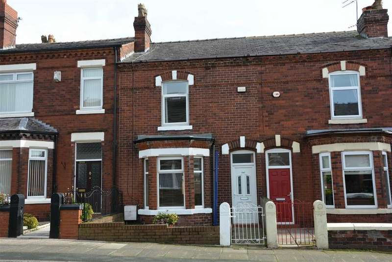 2 Bedrooms Terraced House for sale in Gidlow Lane, Springfield, Wigan, WN6