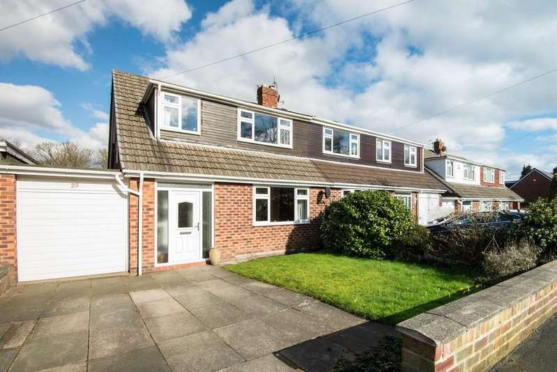 3 Bedrooms Semi Detached House for sale in Redsands, Aughton