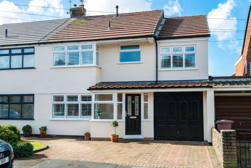 5 Bedrooms Semi Detached House for sale in Ecclesfield Road, Eccleston