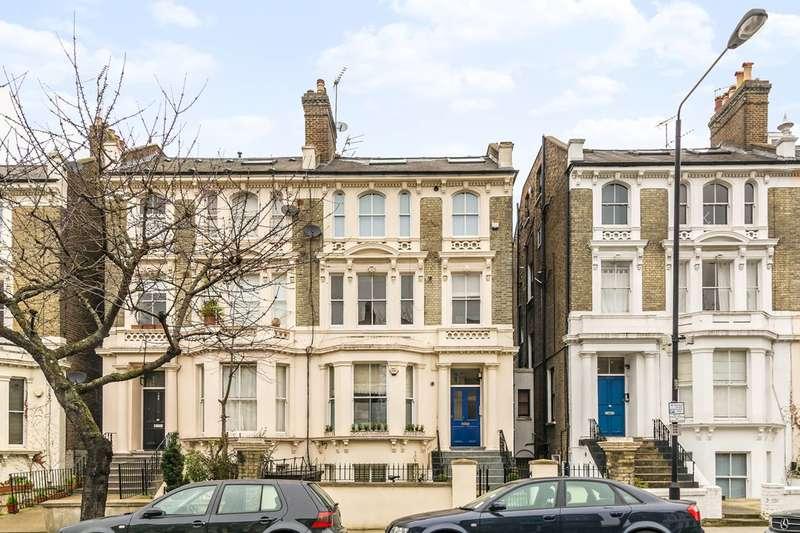 1 Bedroom Flat for sale in Cambridge Gardens, North Kensington, W10