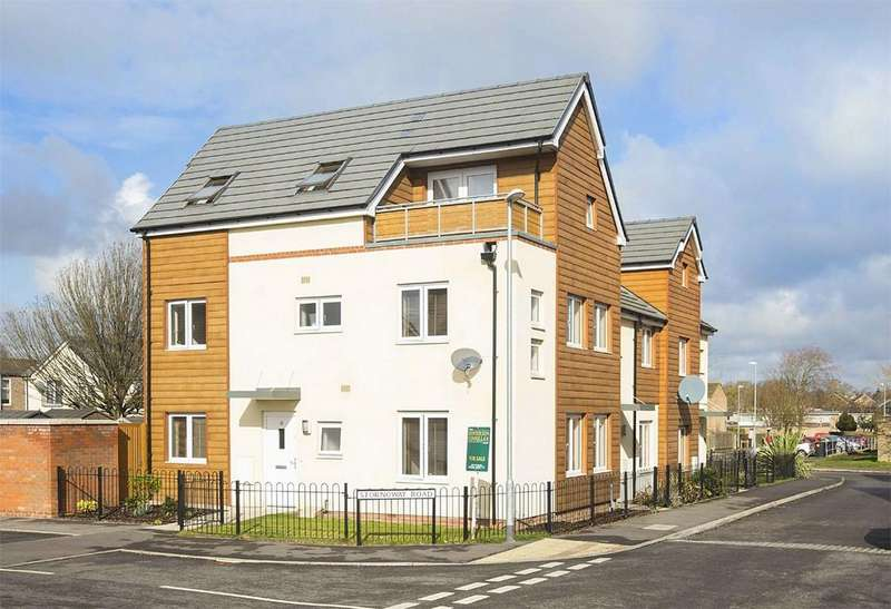 4 Bedrooms End Of Terrace House for sale in Stornoway Road, Corby, Northamptonshire