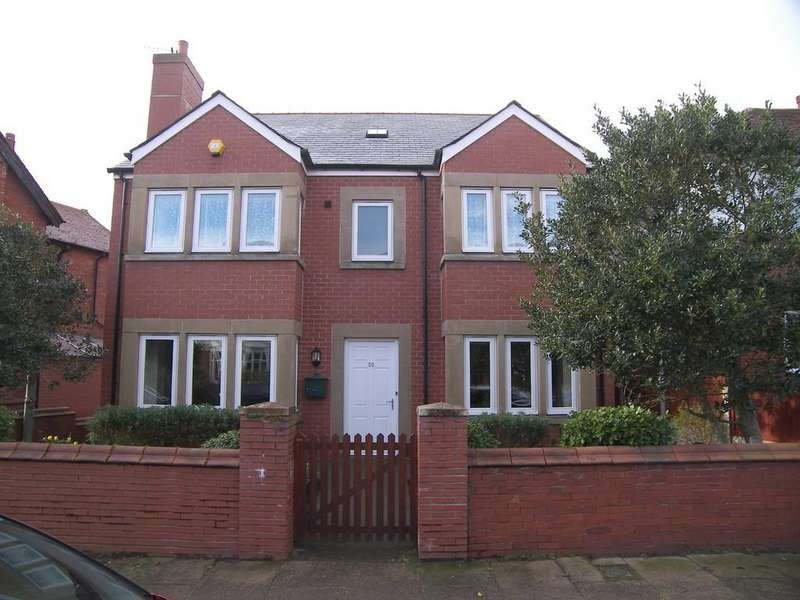 4 Bedrooms Detached House for sale in All Saints Road, St.Annes On Sea