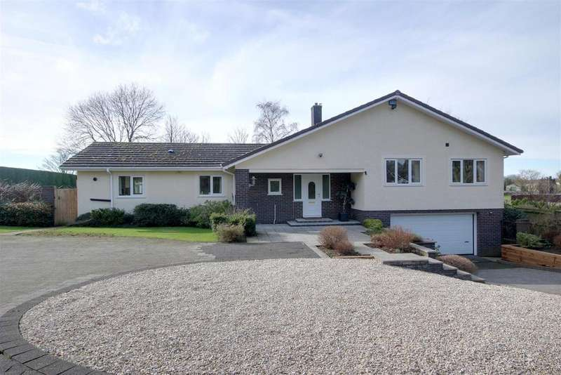4 Bedrooms Detached Bungalow for sale in Sands Lane, Elloughton, Brough