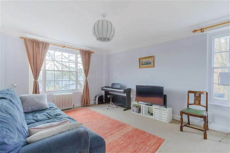 2 Bedrooms Property for sale in Eton College Road, London, NW3
