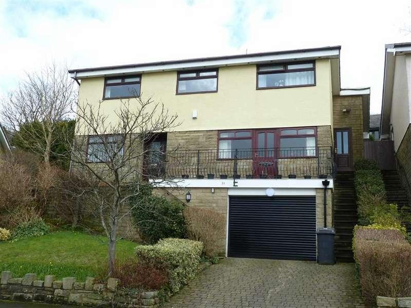 4 Bedrooms Property for sale in Nudger Green, Dobcross, SADDLEWORTH, OL3
