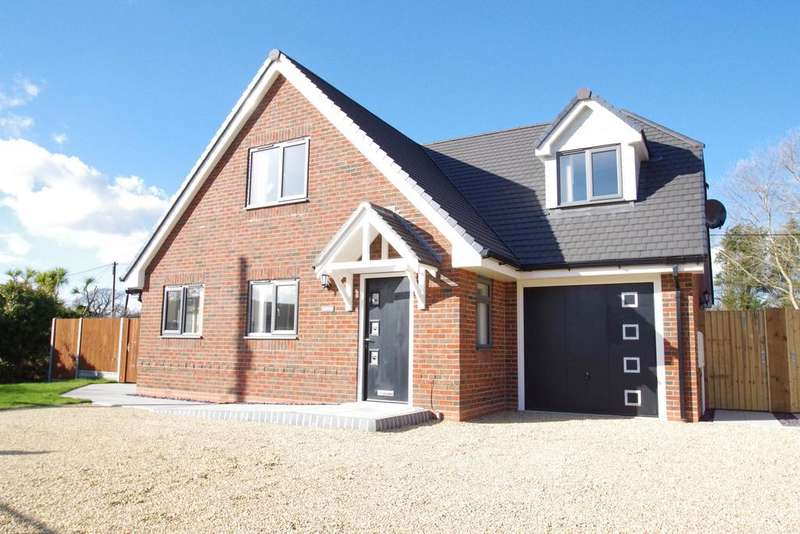 4 Bedrooms Detached House for sale in Hillway Road, Bembridge po35