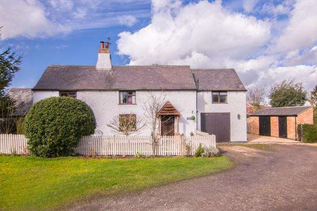 4 Bedrooms Cottage House for sale in White Cottage Chapel Lane, Old Dalby, LE14