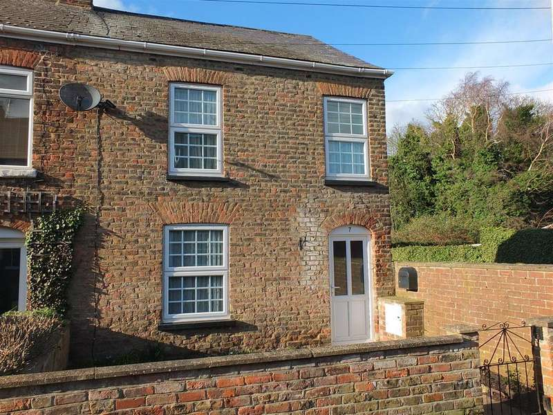 2 Bedrooms End Of Terrace House for sale in Park Lane, Long Sutton