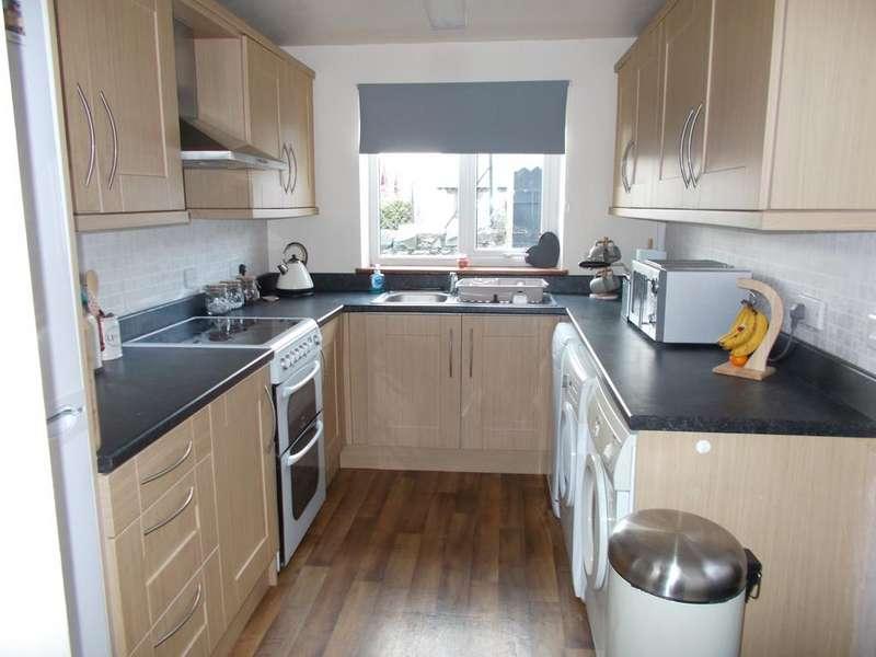 3 Bedrooms Terraced House for sale in TRAWSFYNYDD, TRAWSFYNYDD LL41