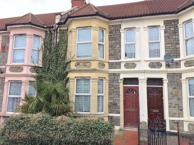 3 Bedrooms Terraced House for sale in Chelsea Park, Bristol