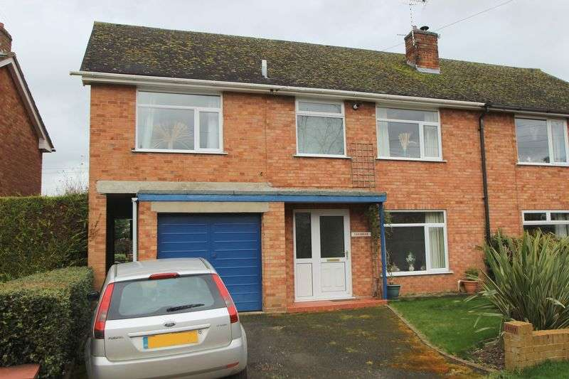 4 Bedrooms Semi Detached House for sale in Hill Lane, Upper Quinton