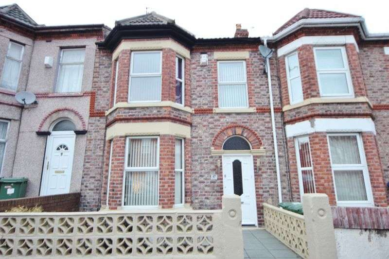 3 Bedrooms Terraced House for sale in Glover Street, Birkenhead, Wirral