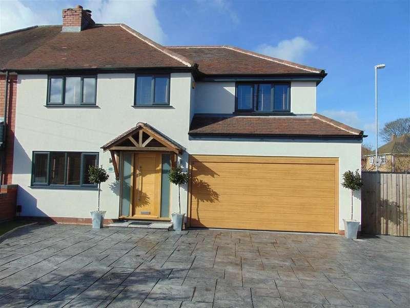 3 Bedrooms Semi Detached House for sale in Whetstone Lane, Aldridge