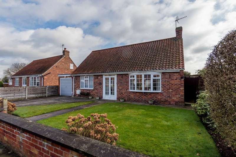 2 Bedrooms Detached Bungalow for sale in Brandon Grove, Hopgrove Lane South, York