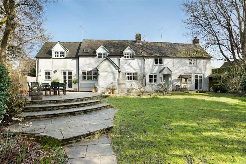 4 Bedrooms Semi Detached House for sale in East Grafton, Marlborough