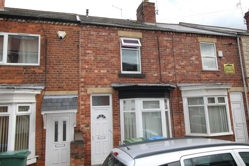 2 Bedrooms Terraced House for sale in Victoria Road, Worksop