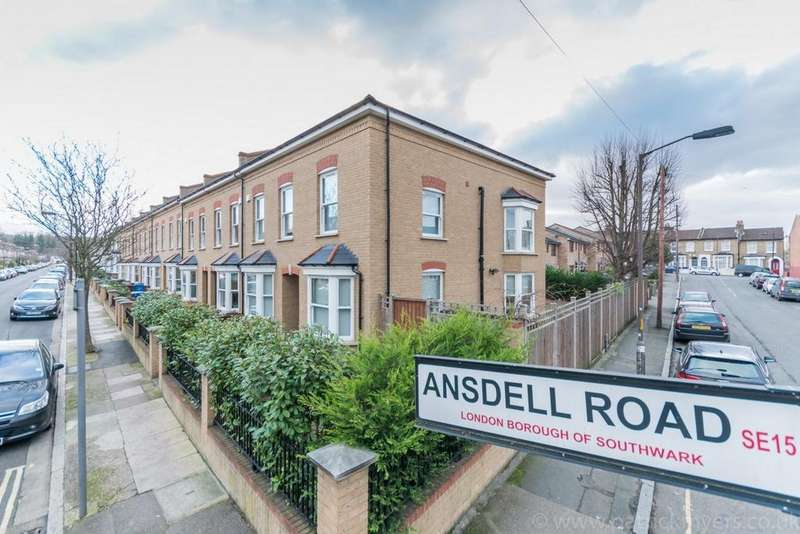 5 Bedrooms House for sale in Ansdell Road, Peckham, SE15
