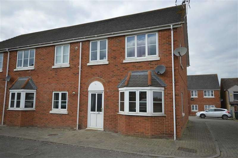 2 Bedrooms Flat for sale in Gladstone Road, Ashford, Kent
