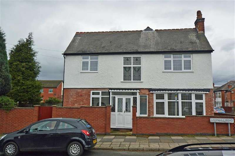 4 Bedrooms Detached House for sale in Greenhill Road, Clarendon Park