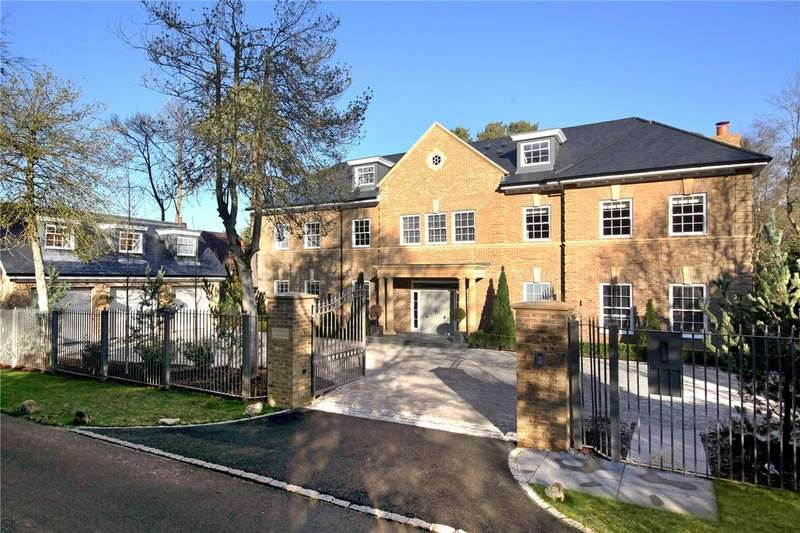 6 Bedrooms Detached House for sale in St. Marys Road, Ascot, Berkshire