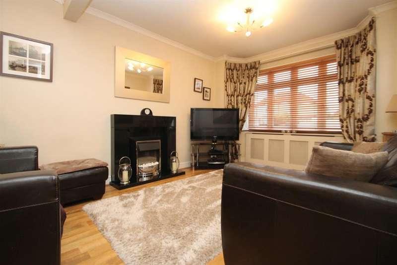 4 Bedrooms Semi Detached House for sale in Long Lane, Bexleyheath, Kent, DA7 5HZ
