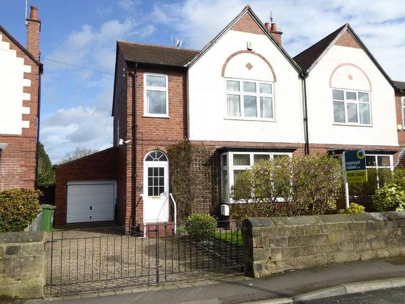 3 Bedrooms Semi Detached House for sale in Castle Road, Sandal