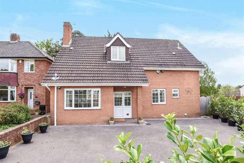 4 Bedrooms Detached House for sale in Falcondale Road, Bristol, BS9
