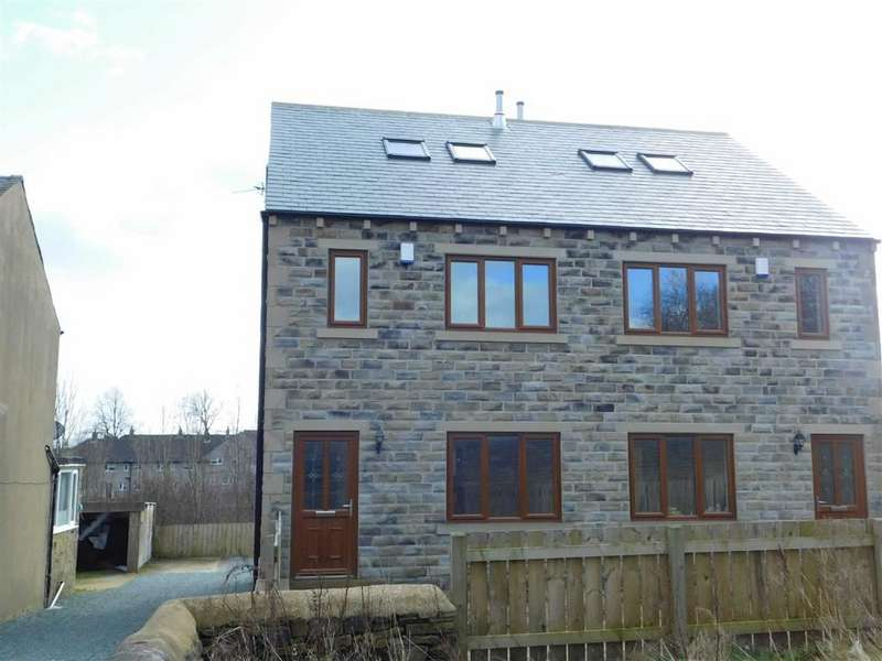 3 Bedrooms Property for sale in Sunningdale Road, Crosland Moor, Huddersfield
