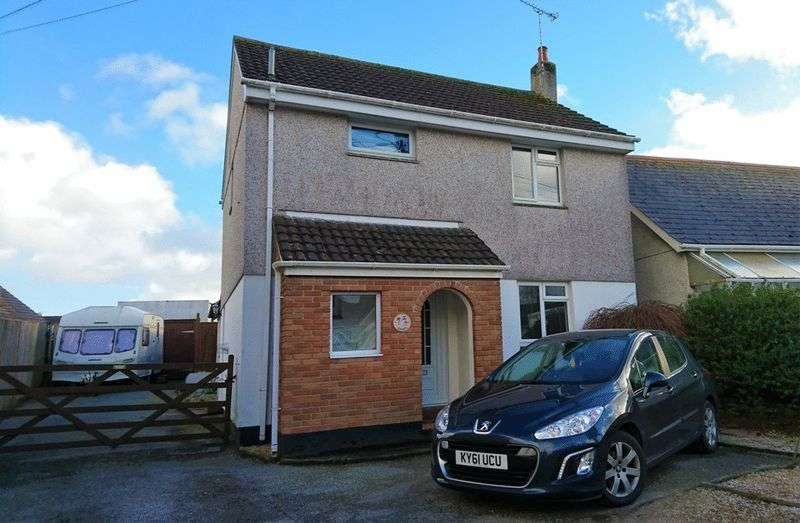3 Bedrooms Detached House for sale in Moorland Road, Par