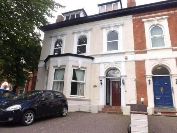 2 Bedrooms Apartment Flat for sale in 31 Portland Road, Edgbaston, Birmingham B16