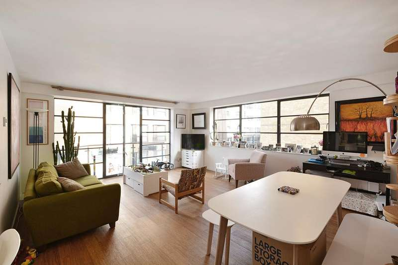 2 Bedrooms Flat for sale in Ice Wharf, New Wharf Road, Kings Cross, London