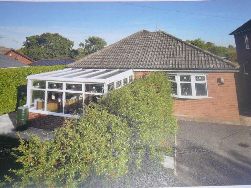 3 Bedrooms Detached Bungalow for sale in Pendryl Close, Brewood, Staffordshire ST19